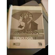 Tecnología 1 Telesecundaria