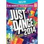 Just Dance 2014 Con Control Wii U Nuevo Citygame