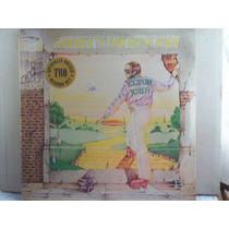 Elton John. Goodbye Yellow Brick Road. 2lp.
