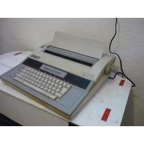 Maquina De Escribir Electrica Printaform, Usada