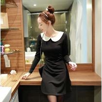 Vestido Moderno Elegante Moda Japonesa Corto 2146