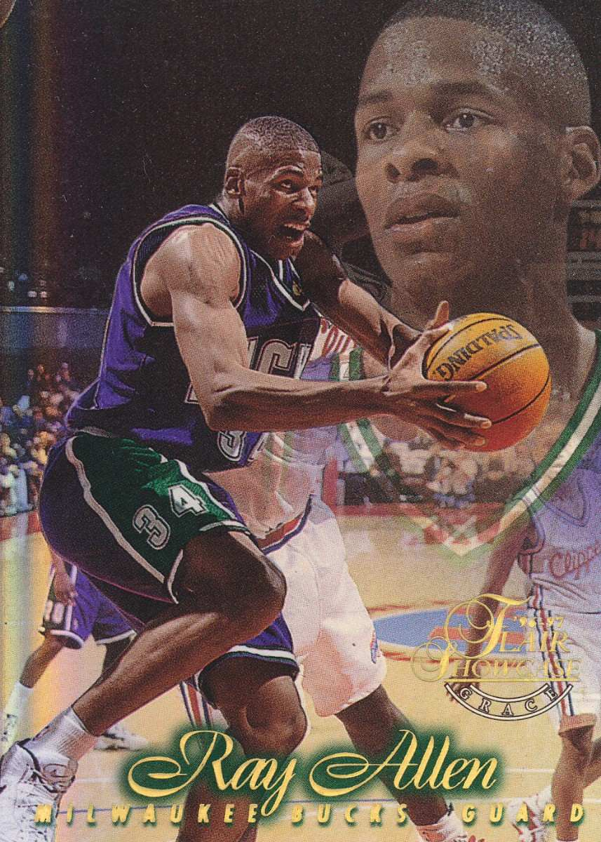 Gallery for ray allen bucks rookie displaying 19 images for ray