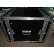 Rack De 10 Espacios Para Amplificadores Y Perifericos