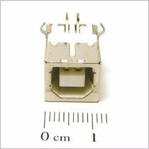 Conector Usb Tipo B - Dip
