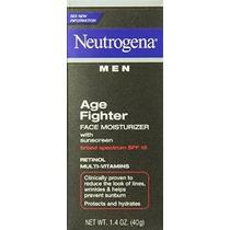 Neutrogena Hombres Edad Combatiente Cara Crema Hidratante Co