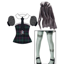Mallas Medias Frankie Stein Monster High