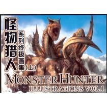 Monster Hunter - Illustrations Vol.1 Y 2(digital En Ingles)