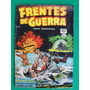 1953 Frentes De Guerra #10 Comic Editorial La Prensa
