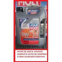 Aceite Sintetico Liqui Moly Leichtlauf Special Ll 5w30