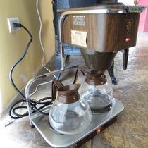 Cafetera Retro Automatica Profesional Doble