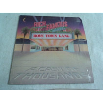 Boys Town Gang - Rich And Famous / Lp Vinil Acetato