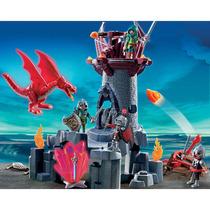 Playmobil 5984. Caballeros De Dragón, Castillo Medieval Plmt