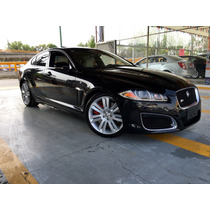 Jaguar Xfr Sc V8 5.0 Rin 20 Con 510 Caballos De Fuerza