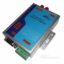 Convertidor Rs232 Rs485 /422 A Fibra Optica Multimodo St 2km