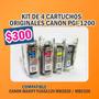 Cartucho Canon Pgi 1200  Mb 2020, Mb 2320. ¡kit A Sólo $300!