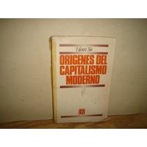 Orígenes Del Capitalismo - Henri See