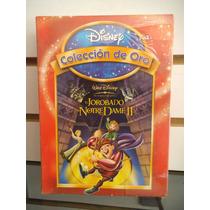 El Jorobado De Notre Dame 2 Coleccion De Oro Disney Dvd