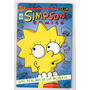 Simpsons Comics # 21 - Editorial Vid