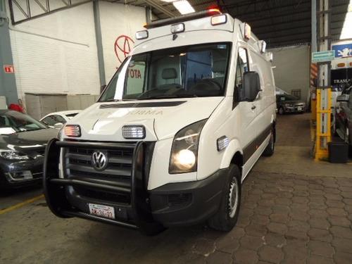 2012 Crafter Ambulancia Equipo Profesional Traslados