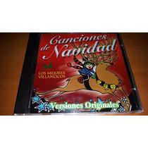 Canciones De Navidad, Villancicos, Cd Album Muy Raro