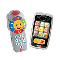 Tb Juguete Fisher-price Laugh And Learn Remote And Smilin