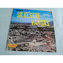 Mariachi De Silvestre Vargas Las Mañanitas/ Lp