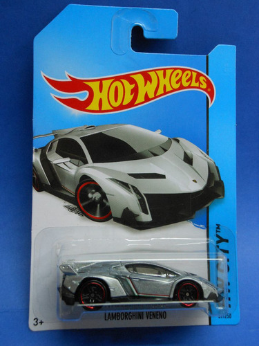 2014 hot wheels lamborghini veneno hw city 37 250. Black Bedroom Furniture Sets. Home Design Ideas