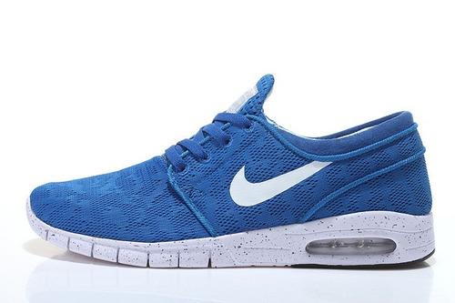 Nike Stefan Janoski Max Azules