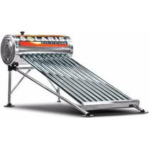 Calentador Solar Solaris 130 Litros 10 Tubos Por Gravedad