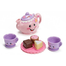 Tb Juguete Fisher-price Laugh And Learn Say Please Tea Set