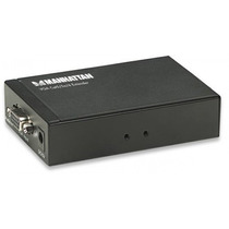 Extensor De Video Manhattan 177344 Vga Por Via Rj-45 +c+