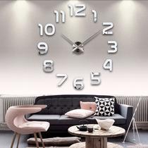 Reloj Decorativo De Pared 120 Cm Sala Hogar