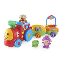 Tb Juguete Fisher-price Laugh And Learn Puppy