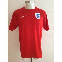 Jersey Selección Inglaterra Visita Mundial Brasil 2014 Nike