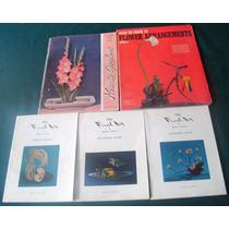 Arreglos Florales Revista Y Libros Antiguos