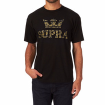Playera Supra Black Giraffe Obey Enjoi Sb Vans Originals