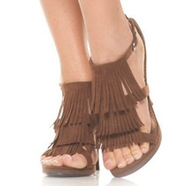 Zapatos De Pocahontas, Indigena, India, Apache Para Damas