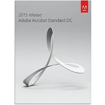 Adobe Acrobat Standard Dc De Windows [descargar]