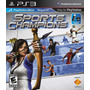 Ps3 Sony, Video Juego Original, Sport Champions Blueray $100