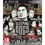Sleeping Dogs + Dlc's Ps3