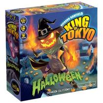 King Of Tokyo (expansión Halloween) Juego De Mesa