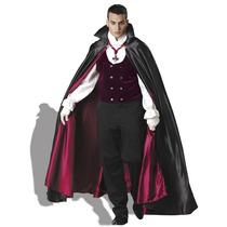 Disfraz Adulto Vampiro Gótico Caballero Dracula