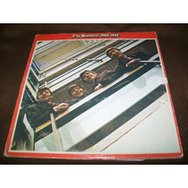The Beatles 1962-1966 2lp Vinil Doble Importado Album Rojo