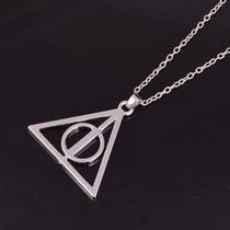 Harry Potter Original Reliquias De La Muerte Dije Y Collar