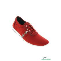 Albertts Suela Bicolor Rojo