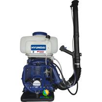 Aspersora Fumigadora Motorizada Cañon Hyundai 16 Lt Ecomaqmx
