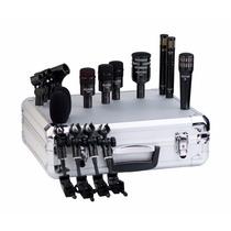 Set De Microfonos Para Batería Audix Dp7 7 Piezas Nuevo