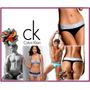 Lote 10 Tangas Calvin Klein Steel Panties Boxers Originales