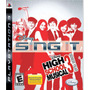 Disney Sing It High School Musical 3 Ps3 Nuevo Citygame