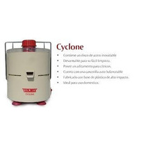 Extractor Turmix Cyclone